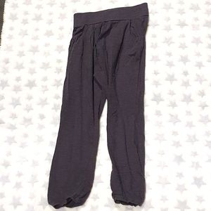 Size 5 casual style dark grey pants